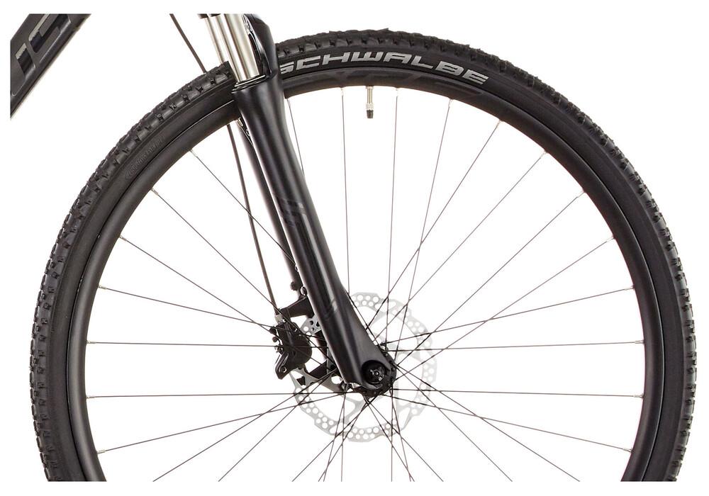 Serious Athabasca - Bicicletas híbridas hombre - negro mate ...